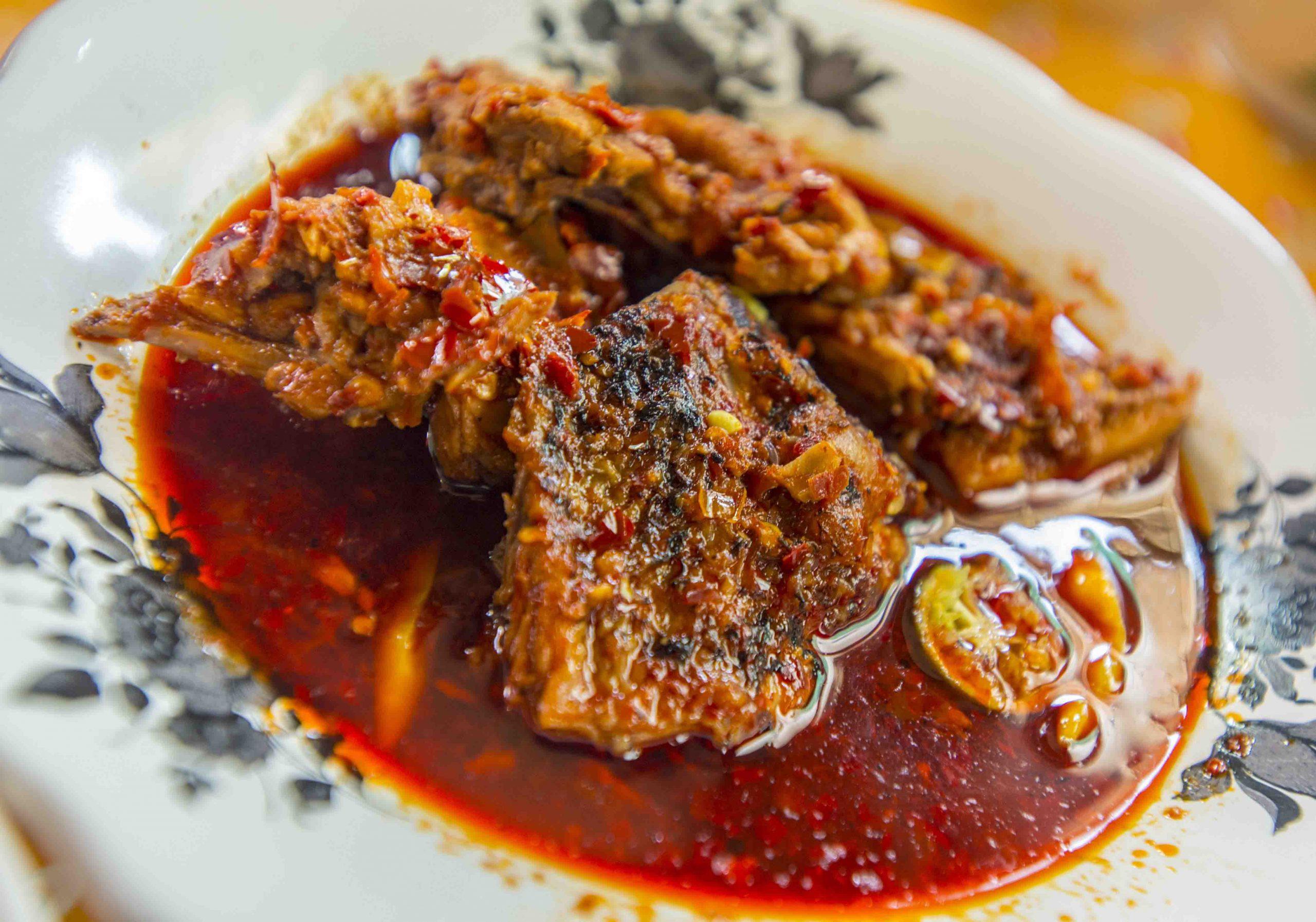 Ayam Rarang Lombok