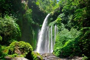 Sendang Gila Waterfall