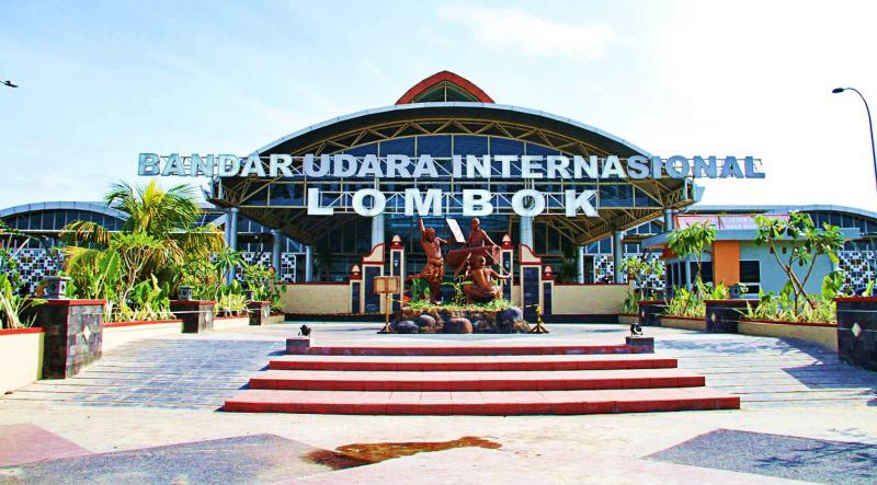 aiport lombok LOP